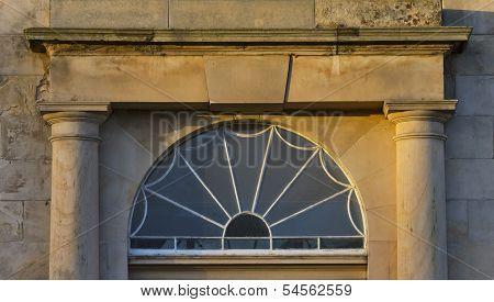 Elgin, Highfeld House door.
