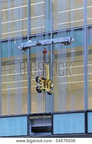 Vacuum Glass Lifter