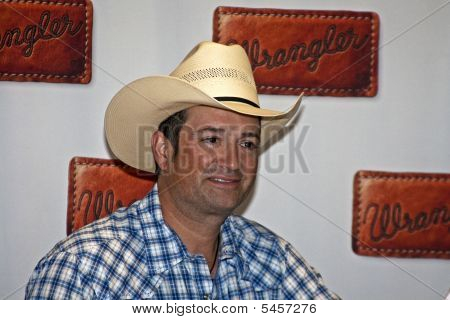 Tracy Byrd - Cma Music Festival 2009