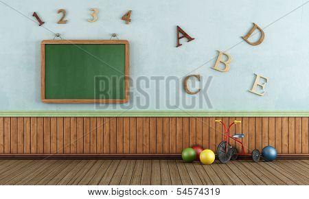 Vintage Play Room