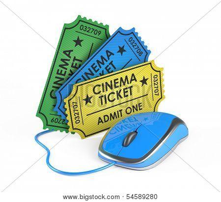 cinema ticket online booking