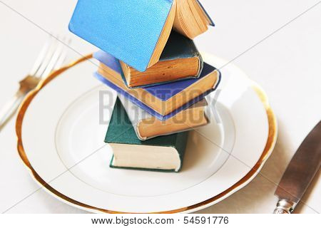 Books Food