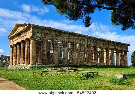Temple Of Neptune (Poseidon)