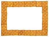 Border Of Crackers