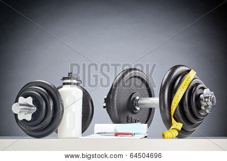 Sport Equipment - Dumbbells And Accessories