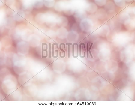 Abstract pink shiny blurred out of focus background texture