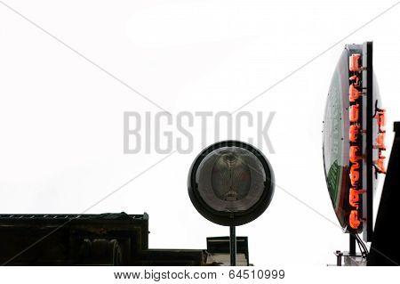 Lantern underview