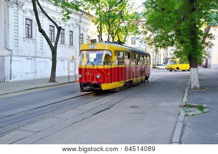 The Riding Tram
