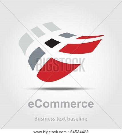 Ecommerce Busines Icon
