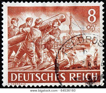 German Engineering Corps