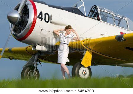Vintage Navy Aircraft