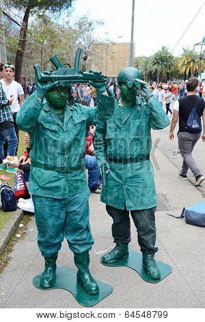 Comicon Naples, Italy 2014
