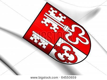 Unterwalden Coat Of Arms