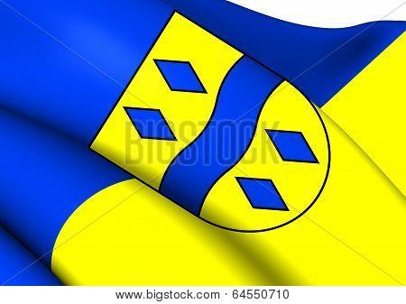 Flag Of Enzkreis