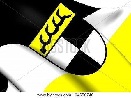 Flag Of Balingen