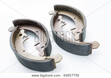 Brake pads for the car