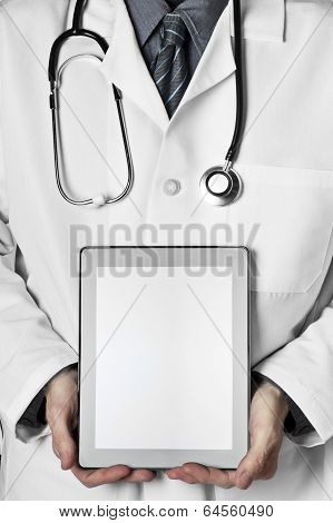 Doctors and technology