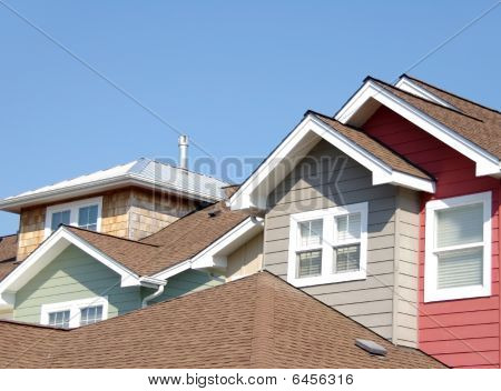 Residential Roof Tops