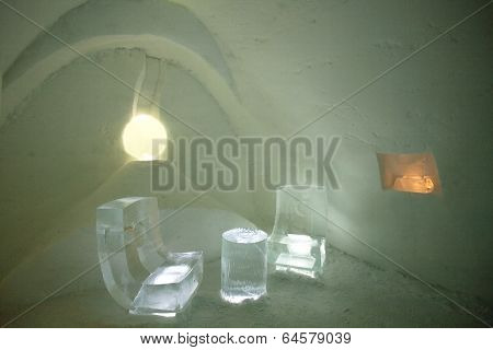Ice Sitting Room