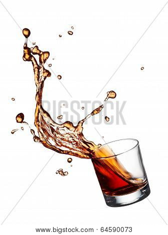 Whiskey Splash