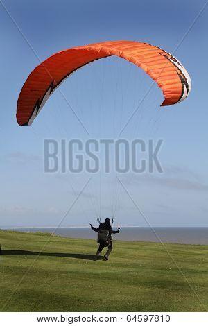 Paraglider.