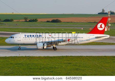 A320 Turkish