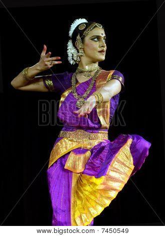 Bharatanatyam Dance by Radhika Ganju Sehgal