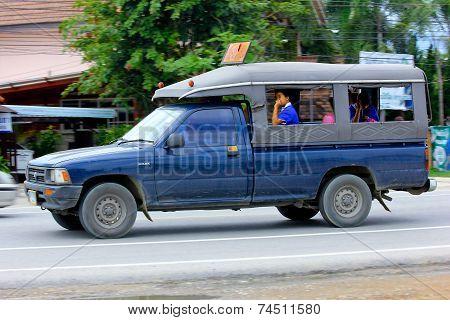 Private School mini truck
