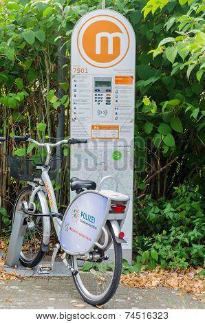 Bicycle Rental Station