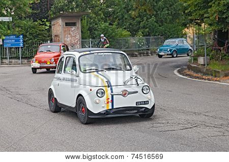 Vintage Tuning Fiat 500 Abarth