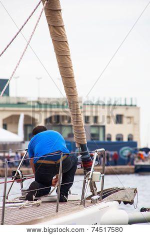 46 Barcolana 2014, Trieste