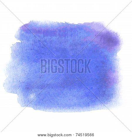 blue violet watercolor background