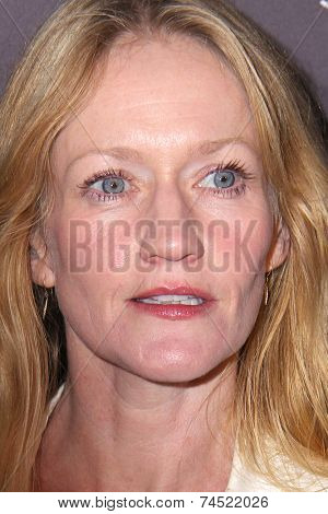 LOS ANGELES - OCT 22:  Paula Malcomson at the Delta Air Lines And Virgin Atlantic #Flysmart Celebration at The London Hotel on October 22, 2014 in West Hollywood, CA