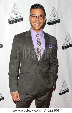 LOS ANGELES - OCT 16:  Wilson Cruz at the 2014 Media Access Awards at Paley Center For Media on October 16, 2014 in Beverly Hills, CA
