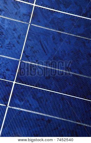 Foto-Voltaik-panel