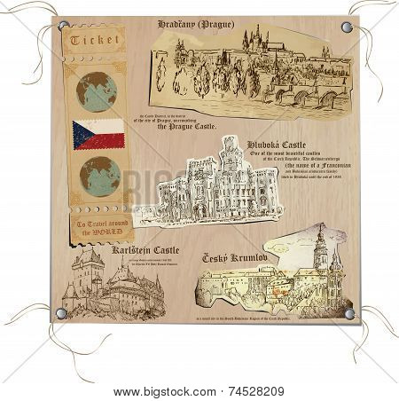 Czech Republic - Pictures Of Life, Sights
