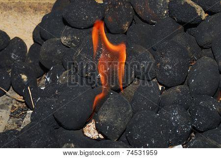 Coals With Fire