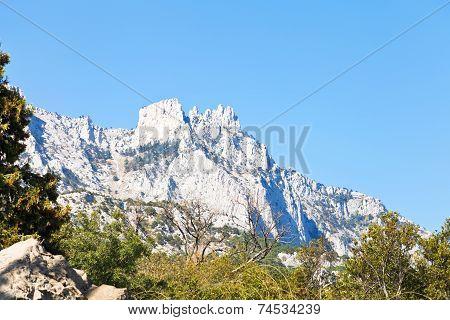 Ai-petri Peaks, Crimea