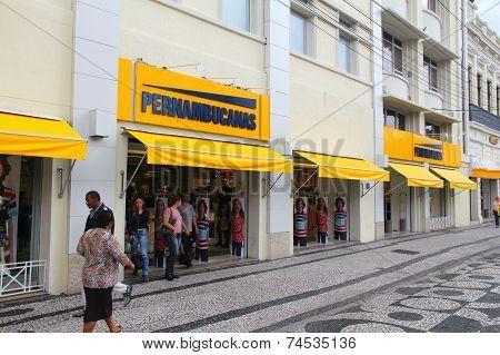 Brazil Fashion Store