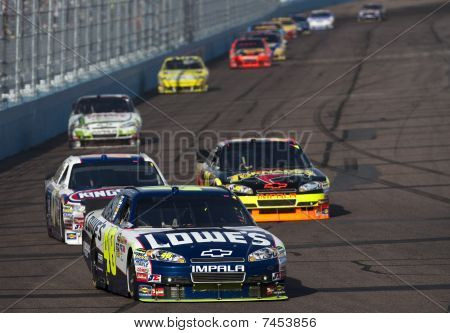 NASCAR: 10 de abril Subway Fresh Fit 600