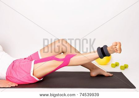 Exercise For Strengthening Injured Leg