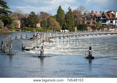 Marlow Weir UK