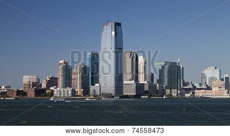 Jersey City Panorama