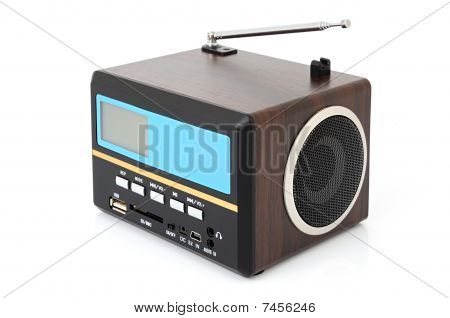 Fm Receiver And Mp3 Player