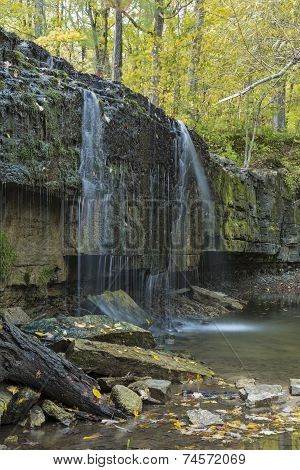 Prairie Creek Falls