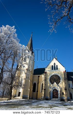 Church In Levoca