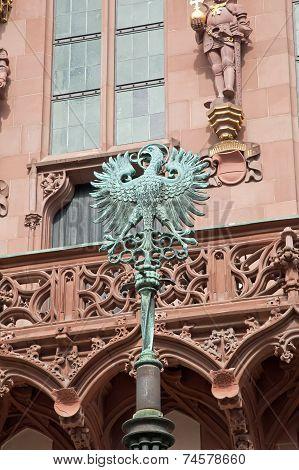 Coat Of Arms Of City Frankfurt-am-main