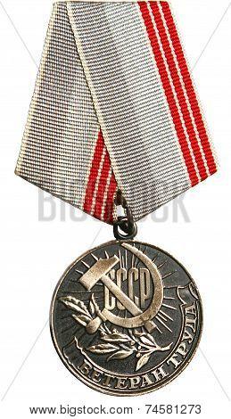 Medal USSR