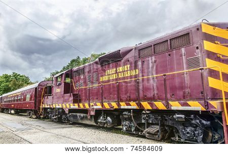 Smokey Mountains Railroad