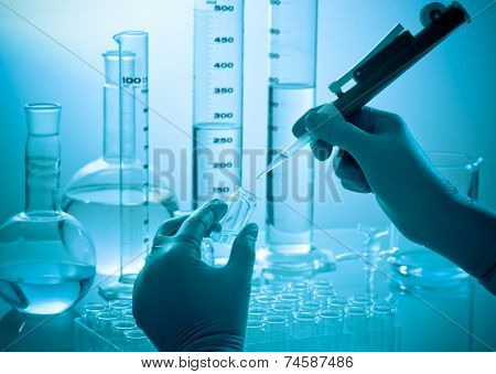 Chemical research